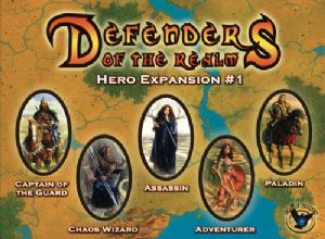 Defenders of the Realm : Hero Expansion 1